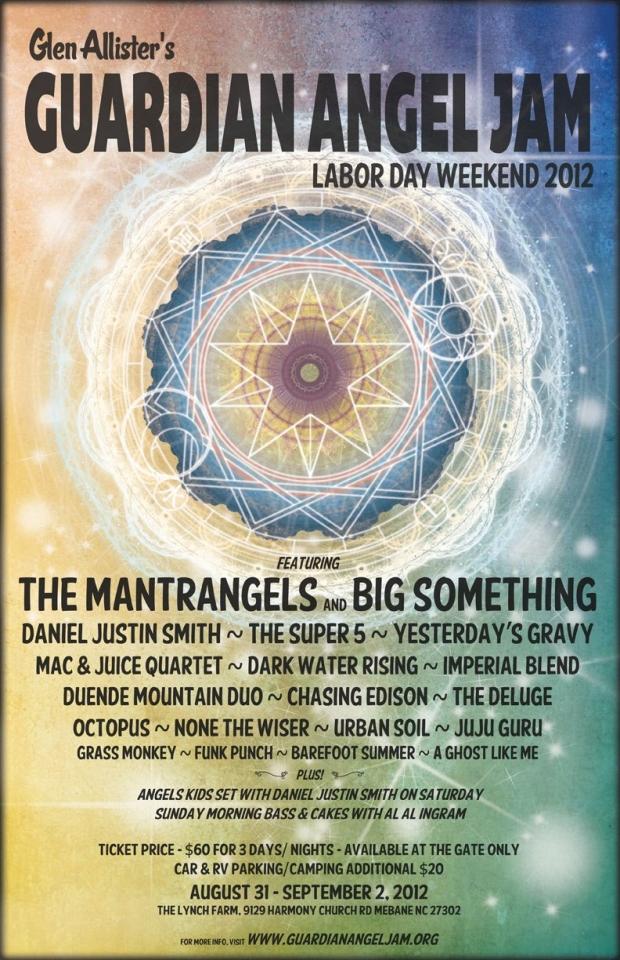 Guardian Angel Jam 08/31/12