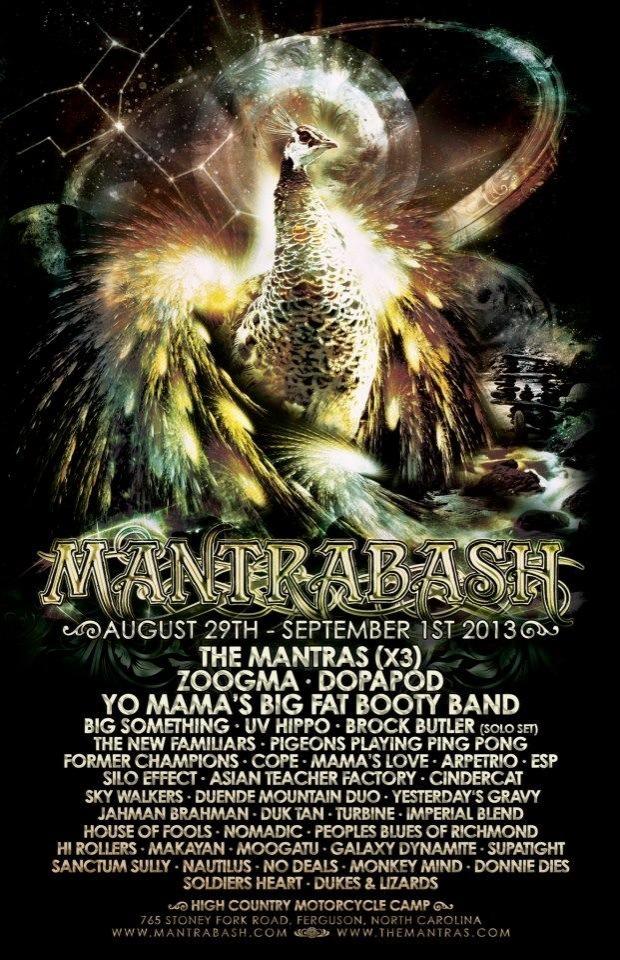 Mantrabash IV poster 2013