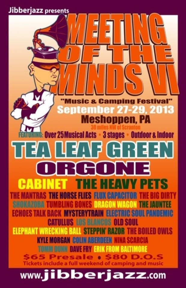Meeting of the Minds 09/28/13